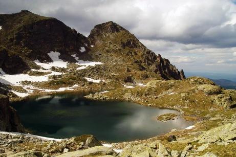 Еленини езера, Мальовица