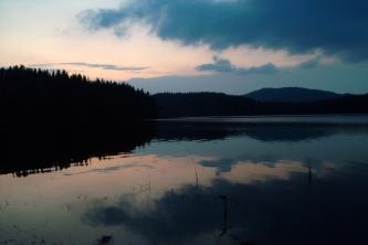 Вечер над Беглика
