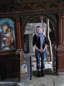 Храмът на християните. Снимка: Дидо