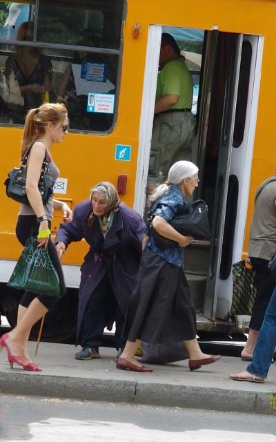 Трамваят