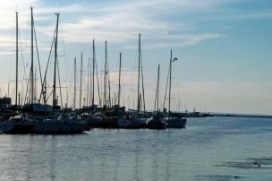Талин, Естония. Пристанище.