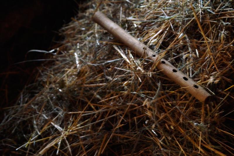 Старата свирка на пастира ще дочака плахите пръсти