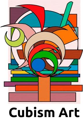 MATCHBOX Cubism Art