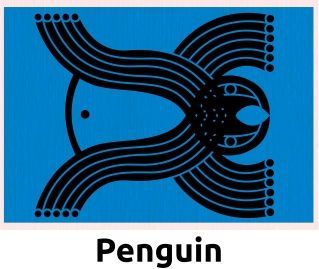 Matchbox Phoenics Penguin