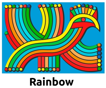 Matchbox Phoenics Original Rainbow