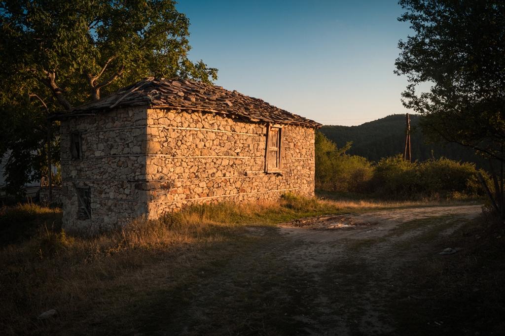 Село Три могили.