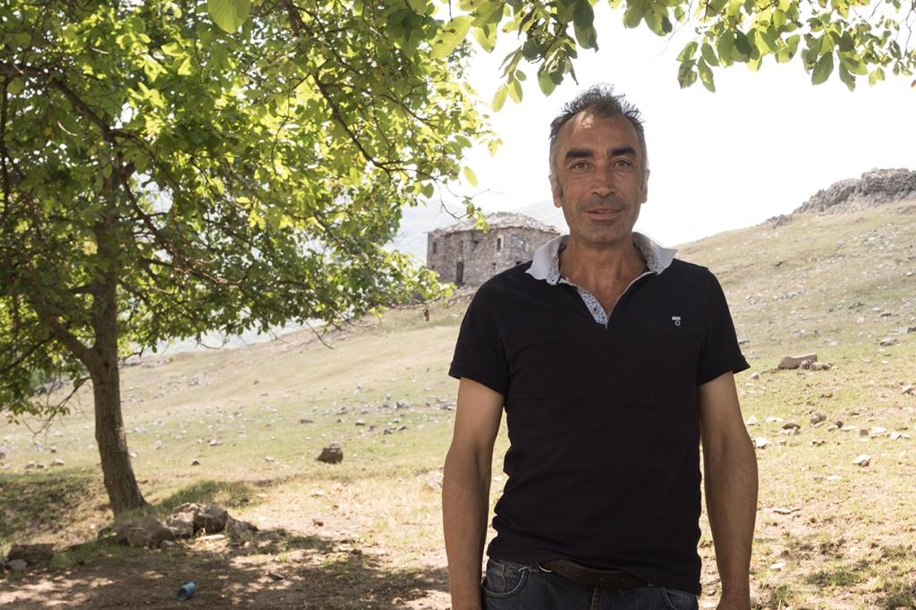 Тунджер Шабан Саид, образованият отшелник-пастир